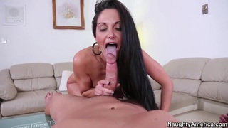 Will Powers is giving Ava Addams too much of his dick