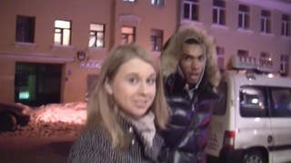 Marika in public toilet fuck video showing a slutty bitch Thumbnail