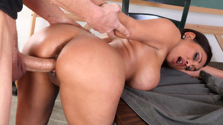 Priya Anjali Rai & Chris Johnson in My First Sex Teacher Thumbnail