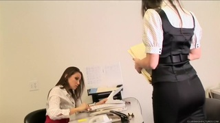 Celeste Star and Georgia Jones - I Need You On My Desk Thumbnail