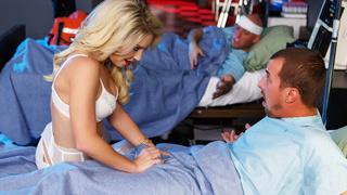 Night Shift's Naughtiest Nurse Part One