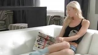 Blonde 18 Year Old Creampied Thumbnail