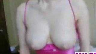 Shy Busty MILF Having Sex POV Thumbnail
