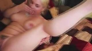 Sweet blonde babe Sarah Vandella show her amazing body Thumbnail