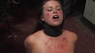 Bondman acquires a group punishment for her twat Thumbnail