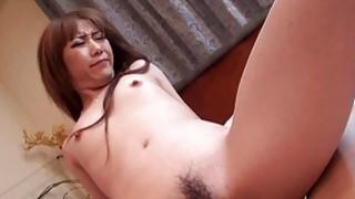 Slutty ass Asian babe getting her fat tacco tharas Thumbnail