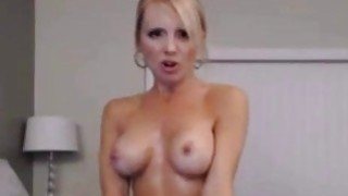 Gorgeous amateur Blonde Babe Toying Her Pussy On Cam Thumbnail
