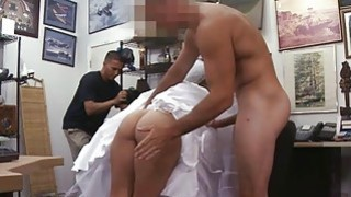 Sweet loving Abby needed a hard cock for her pussy