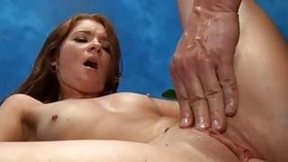 Stroking beautys muff turns her into a slut Thumbnail