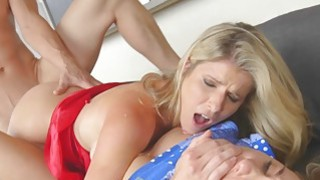 Cory Chase and Avalon Heart threesome Thumbnail