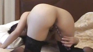 Astonishing Asian babe toy fucking her wet pussy u Thumbnail