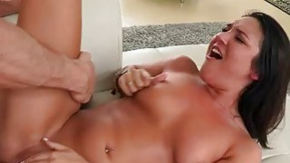 Teen Kylie Kalvetti fucked by huge dick Thumbnail