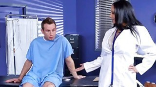 Dr Ava Addams goes on top of Bill Baileys big cock Thumbnail