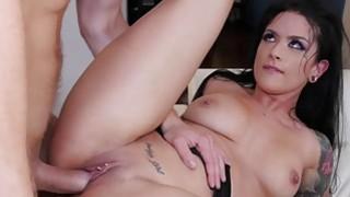 Big tits Katrina Jade wild hardcore fuck