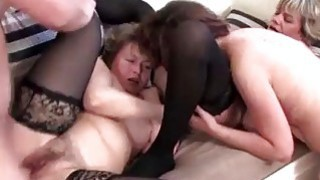 Matures wake up a younger guy for fucking Thumbnail