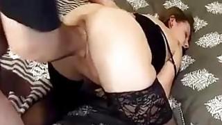 Brutally fisting girlfriend in bondage Thumbnail