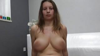 Naive 19Teen DTits Girl Firstime Front of Camera Thumbnail