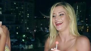 Amateur broads at orgy sex party Thumbnail