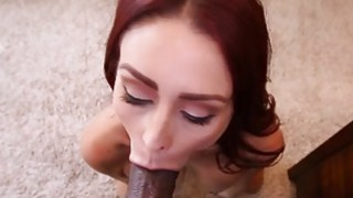 Wicked woman can not live without huge black cocks Thumbnail
