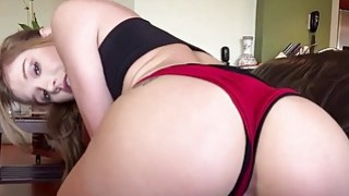 Olivia Lee gets her juicy booty fucked Thumbnail