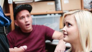 Awkward moment with his girlfriend Thumbnail