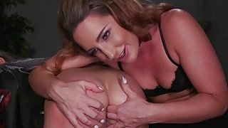 Slim brunette anal toyed and fisted by mistress Thumbnail