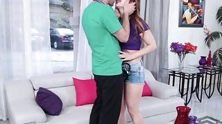 Sweet chick Taylor Sands getting hot and horny Thumbnail
