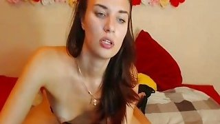 Pretty Babe With Tight Pussy Gets Fucked Hard Thumbnail