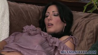 There is nothing sexier than horny milf customer Zoe Holloway Thumbnail