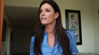 Naive milf India Summer is so easily fooled for sex Thumbnail