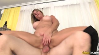 Cock Craving Older Floozy Sky Haven Gets Pounded Hard and Facialized Thumbnail